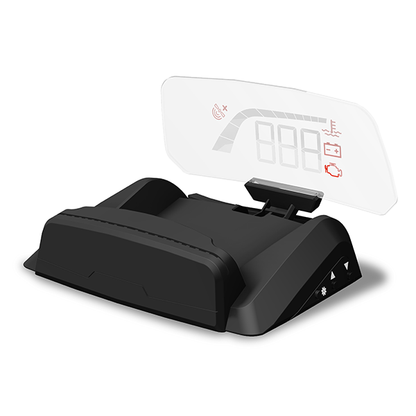 AR projection heads up display